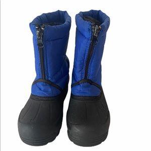 Boys Northside Thermolite Snow /Rain boots•Size 11
